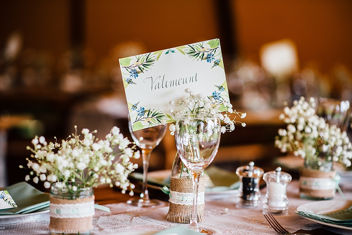 fun wedding photography travel theme table name from papier