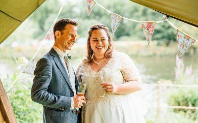 Garden Wedding Photography | The Secret River Garden Wedding | Hilary & Richard