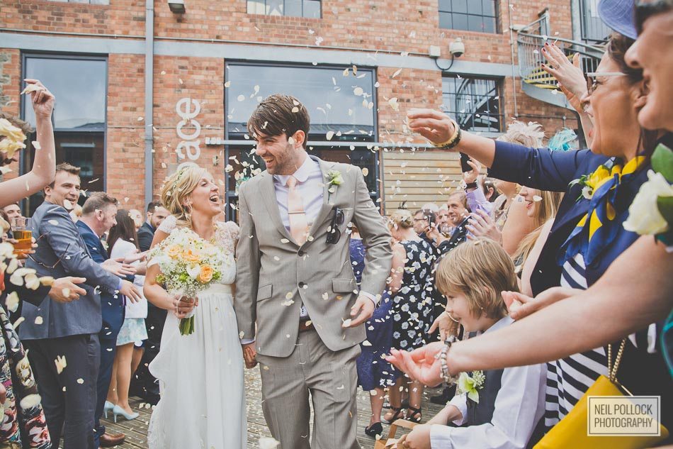 Urban Wedding Photography: Top Five Bristol wedding venues
