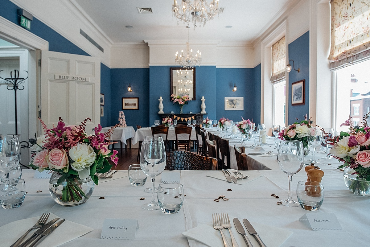 north london wedding venues the canonbury tavern function room