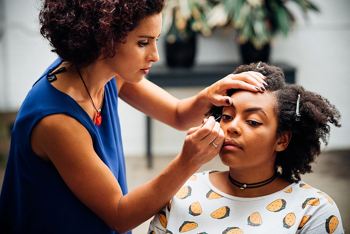 Advice from a wedding photographer. How to find your perfect bridal make up artist.