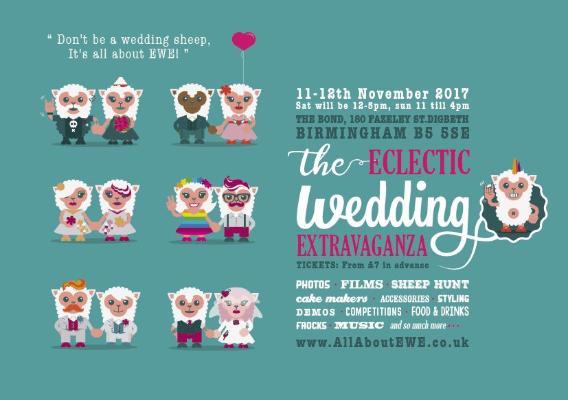 EWE Alternative wedding fair