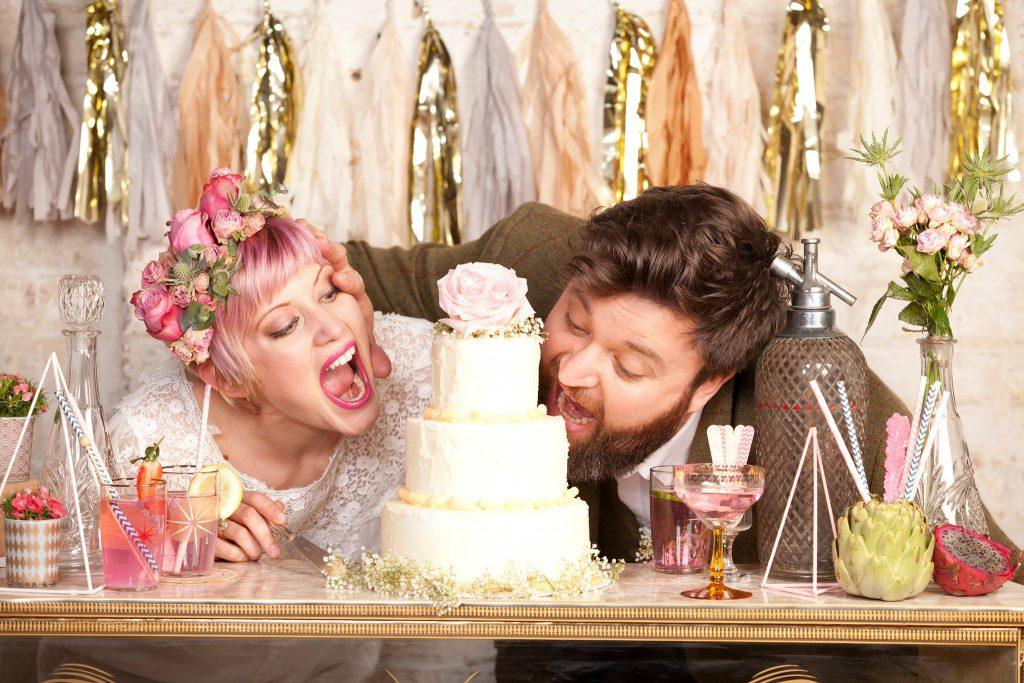 Alternative wedding fair London - Chosen Wedding Fair