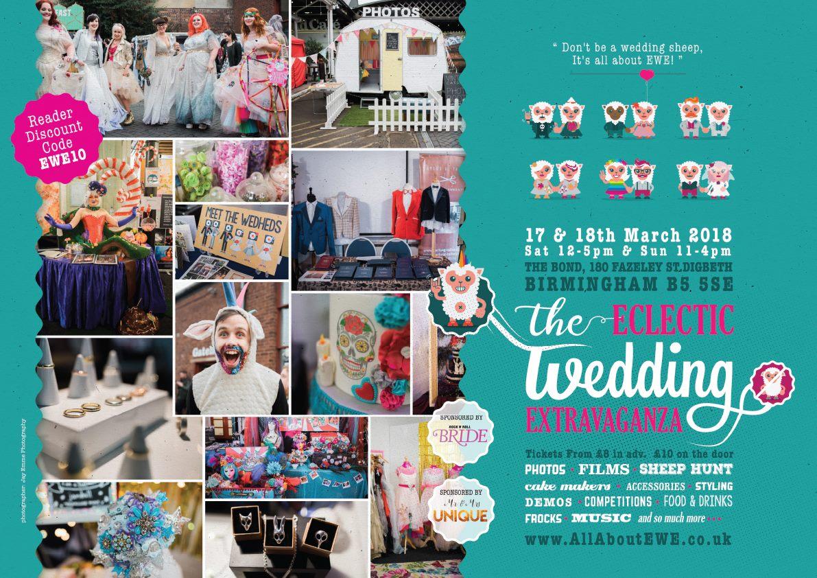 Wedding planning ideas: Alternative Wedding Fair The Eclectic Wedding Extravaganza