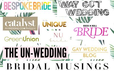 My Favourite Sources for Wedding Inspiration
