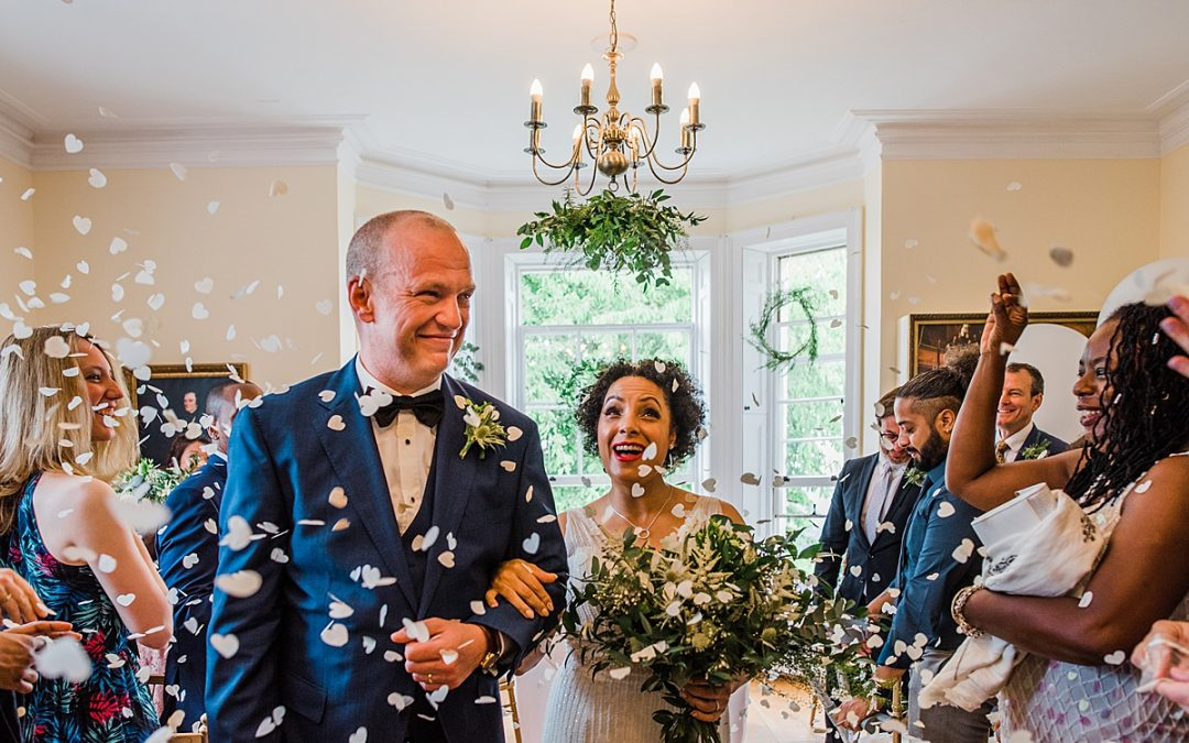 Top Tips for Amazing Confetti Photos