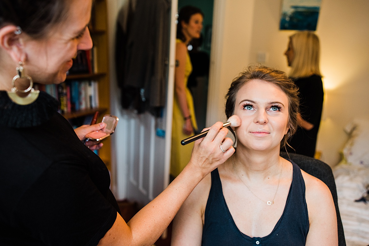 How To Find The Perfect Wedding Hair Make Up Artist