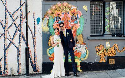 Shoreditch Platform Wedding | East London | Shan & Rob
