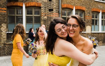 My pledge to you, as a feminist wedding photographer