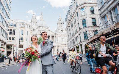 Stationers Hall Wedding | London | Hannah & Alex