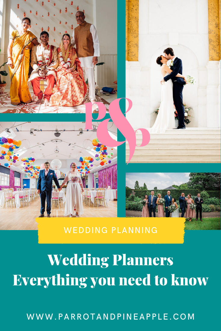 Everything you need to know about wedding planners stylists coordinators