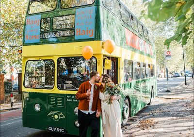 London-Wedding-Bus-Caroline-Gardens-Wedding-London-Parrot-and-Pineapple-Wedding-Photography