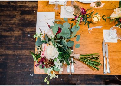 Wedding-Bouquet-Pub-Wedding-Crooked-Well-Parrot-and-Pineapple-Wedding-Photography