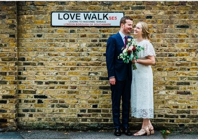 Wedding-Couple-Love-Walk-Sign-London-Parrot-and-Pineapple-Wedding-Photography