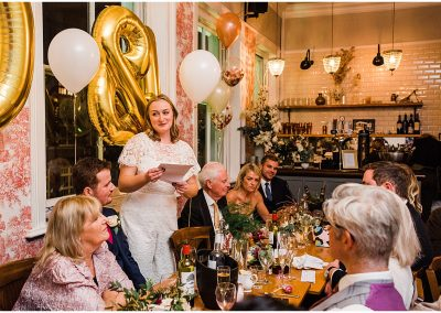 bride-speeches-crooked-well-pub-wedding-london-Parrot-and-Pineapple-Wedding-Photography