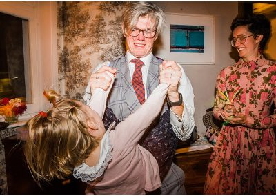reception-dancing-pub-wedding-london-Parrot-and-Pineapple-Wedding-Photography