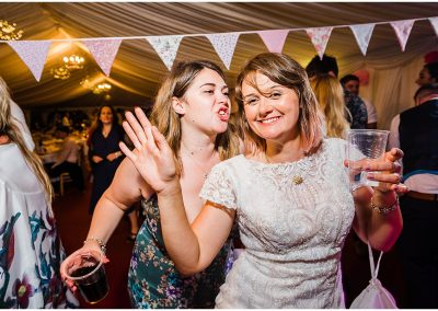 Bride-dancing-DIY-Home-Garden-Wedding-Parrot-and-Pineapple-Wedding-Photography