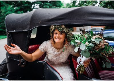 Erica-The-Bride-Arrives-DIY-Home-Garden-Wedding-Parrot-and-Pineapple-Wedding-Photography