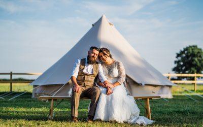 Kingstanding Farm Wedding | Warwick | Mike and Soph