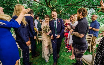 Yeldersely Hall Wedding | Derbyshire | Rose and Koray