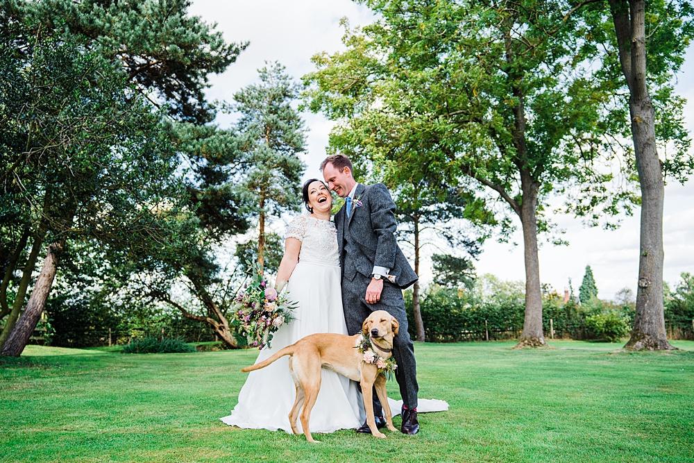 Wedding Photography Nottinghamshire | Gemma & James | Covid Safe Wedding