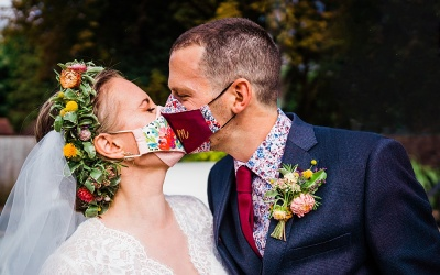 Small Summer Wedding in the Local Park with a BYO Picnic